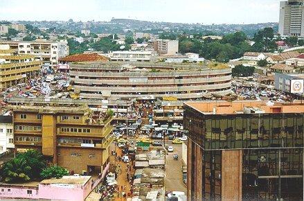 centre ville le marché central